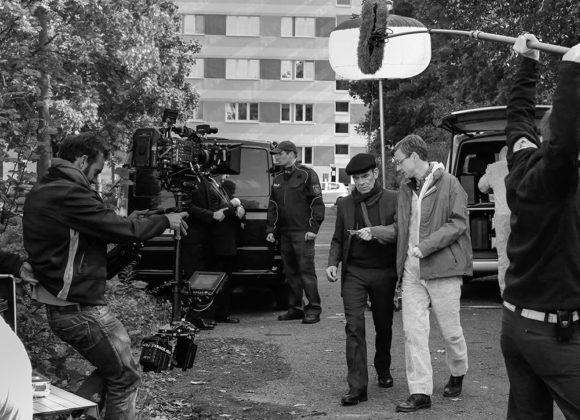 """MDR-Tatort """"Frühstück für immer""""  - Arbeitsfoto"""